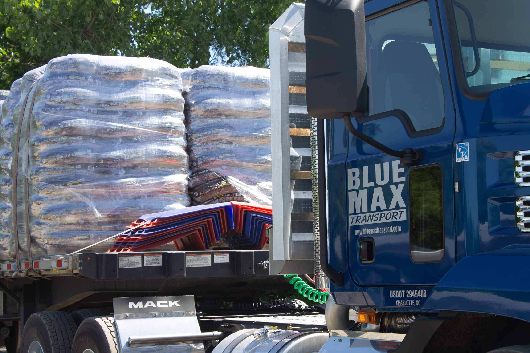 Blue Max Transport Truck Driving Jobs Transportation Services
