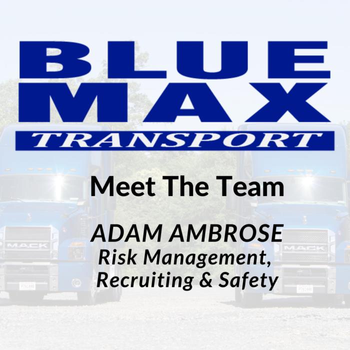 blue max trucking job recruitment specialist
